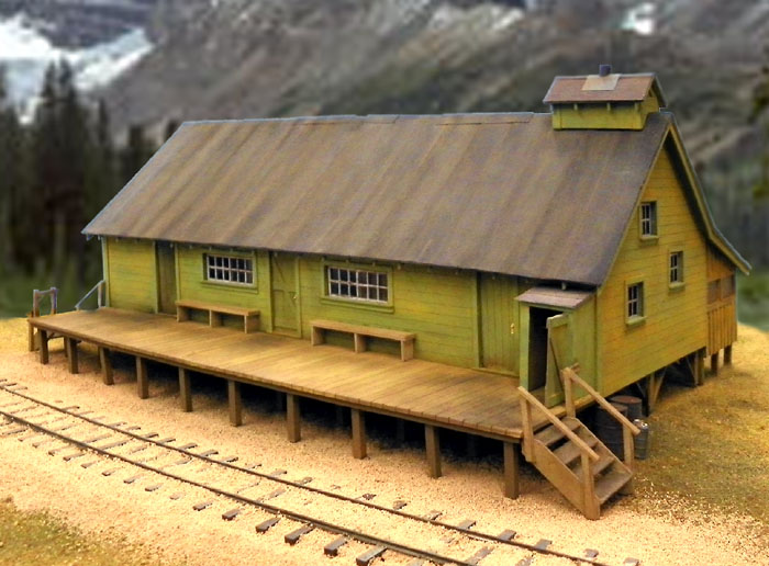 Image result for 2016 o scale west contest models