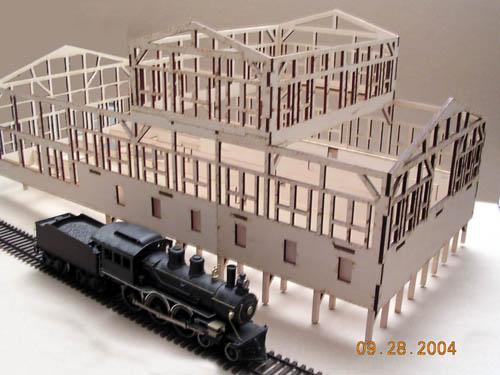 B T S  Special Projects - McCabe Slatyfork Sawmill