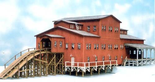 B T S Special Projects Mccabe Slatyfork Sawmill