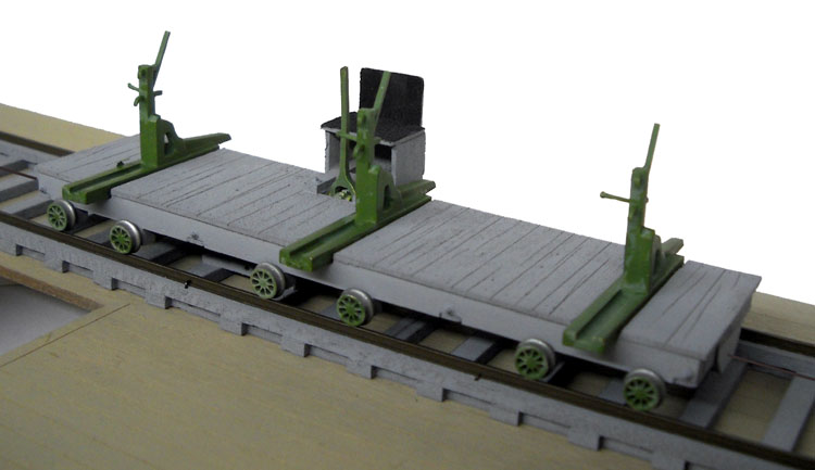 Ho Scale Sawmill Outbuildings