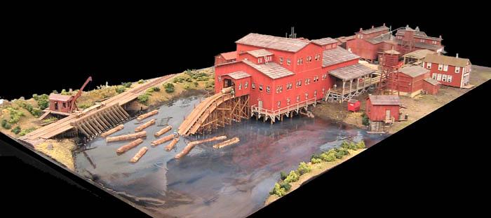 B T S  Special Projects - Sawmill Plan